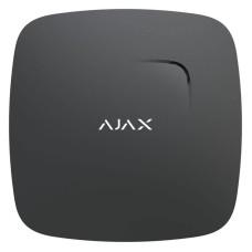 Бездротовий датчик диму та чадного газу Ajax 5636 FireProtect Plus чорний