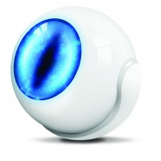 Розумний датчик Fibaro FGMS-001_ZW5 Motion Sensor «3в1» Z-Wave 3V CR123A з сенсором температури і освітлення (білий)