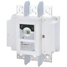Вимикач навантаження ETI 004661455 LBS 3P 1000 («1-0» 1000А)