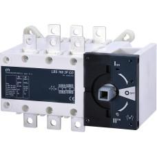 Перемикач навантаження ETI 004661550 LBS CO 3P 160 («1-0-2» 160А)