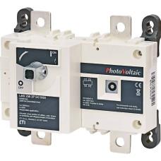 Вимикач навантаження ETI 004661855 LBS 250 2P DC1000 («1-0» 250A 1000V DC)
