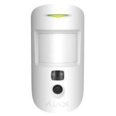 Бездротовий датчик руху Ajax 15711 Motion Cam з фотофіксацією (білий)