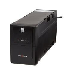 Джерело безперебійного живленя LogicPower LPM-700VA-P