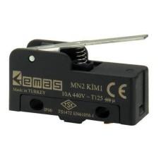 Кінцевий міні вимикач під пайку EMAS MN2KIM1