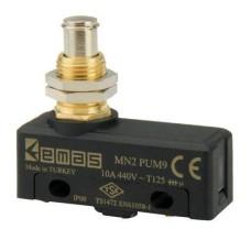 Кінцевий міні вимикач під пайку EMAS MN2PUM9