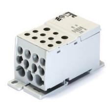 Розподільчий блок FTG (Вхід:95-185 мм², виходи:2x2,5-35мм², 5x2,5-16мм², 4x2,5-10мм²)