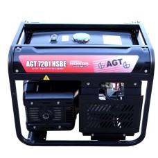 Бензиновий електро-генератор 7201 HSBE TTL, AGT 6,6кВт