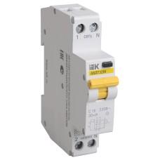 Диференційний вимикач IEK АВДТ32М, С25,30мА