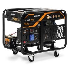 Бензиновий генератор Daewoo GDA 12500E Expert 10,5кВт 220В