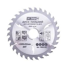 Пильний диск Дніпро-М 180мм 30T