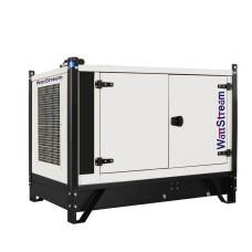 Дизельний генератор WattStream WS33-PS-O 26кВт