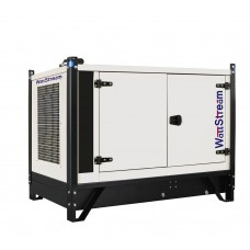 Дизельний генератор WattStream WS110-PS-O 88кВт