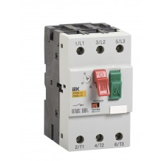 Автомат захисту двигуна ПРК64-63 IEK