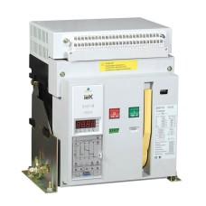 Автоматичний вимикач IEK BA07-M1250A 3P 1250А 80кА