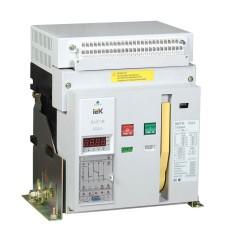 Автоматичний вимикач IEK BA07-M1600A 3P 1600А 80кА
