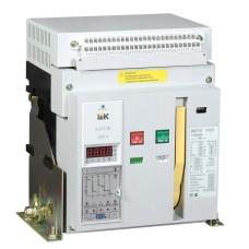 Автоматичний вимикач IEK BA07-M2000A 3P 2000А 80кА
