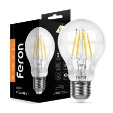 Світлодіодна лампа Feron LB-63 8W E27 2700K