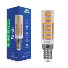 Світлодіодна лампа Feron LB-433 5W Е14 4000K