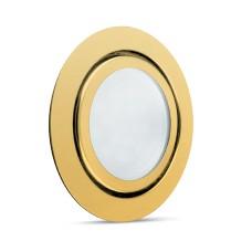 Світлодіодний світильник Feron LN7 3W золото