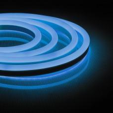 Світлодіодна неонова стрічка Feron LS720 120SMD/м 220V IP65 синій