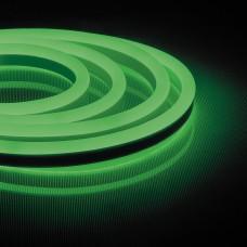 Світлодіодна неонова стрічка Feron LS720 120SMD/м 220V IP65 зелений