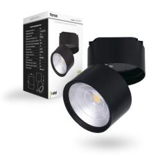 Трековий світильник Feron AL107 14W чорний