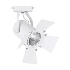 Трековий світильник Feron AL110 30W білий