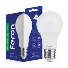 Світлодіодна лампа Feron LB-700 10W E27 2700K