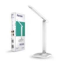 Настільний світлодіодний світильник Feron DE1733 білий