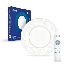 Світлодіодний світильник Feron AL6040 ART 72W