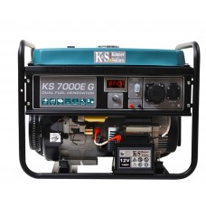 Гібридний генератор KS 7000E-G, Könner&Söhnen 5,5кВт