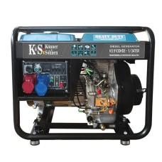 Генератор дизельний KS 9100 HDE-1/3 ATSR, Könner&Söhnen 7,5кВт