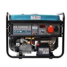 Електро-генератор KS 10000E-3, Könner&Söhnen 8кВт