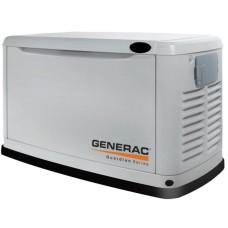 Газова двохпаливна електростанція 7045, Generac 11кВт