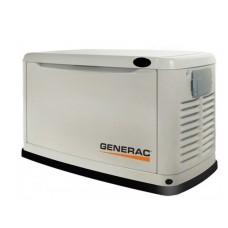 Двохпаливний Газовий генератор 7078, Generac 16кВт