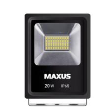 Світлодіодний прожектор Maxus Flood Light 20Вт 5000K (1-MAX-01-LFL-2050)
