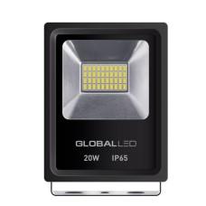 Світлодіодний прожектор Global Flood Light 20Вт 5000K (1-LFL-002)