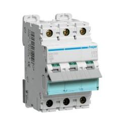 Автоматичний вимикач NDN350 (3p, D, 50А) Hager