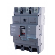 Автоматичний вимикач Hager x250, In=200А, 3п, 40kA
