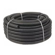 ПНД труба для прокладки кабеля Ø25 з зондом (50 м) чорна, IEK