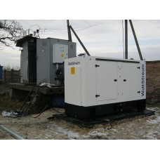 Дизель генератор WattStream WS22-RS 18кВт