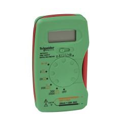 Компактний цифровий мультиметр Schneider electric IMT23212