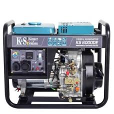 Електростанція KS 6000 DE, Könner&Söhnen 5,5кВт