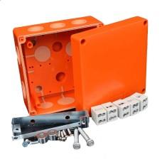 Розподільча коробка жаростійка Kopos IP66 126х126х74мм