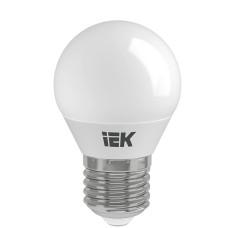Лампа світлодіодна IEK LLA-G45-6-230-30-E27 Alfa G45 6Вт 3000К Е27 540Лм