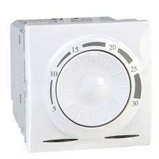 Термостат Schneider Electric 8A білий