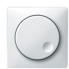 Центральна панель світлорегулятора біла Merten, MTN5250-4019