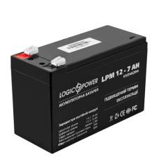 Акумулятор AGM LPM 12 - 7,0 AH