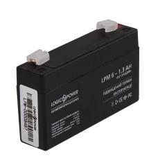 Акумулятор AGM LPM 6-1.3 AH