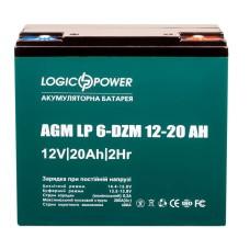 Акумулятор LP 6-DZM-20